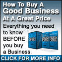 How To Buy A Good Business At A Great Price